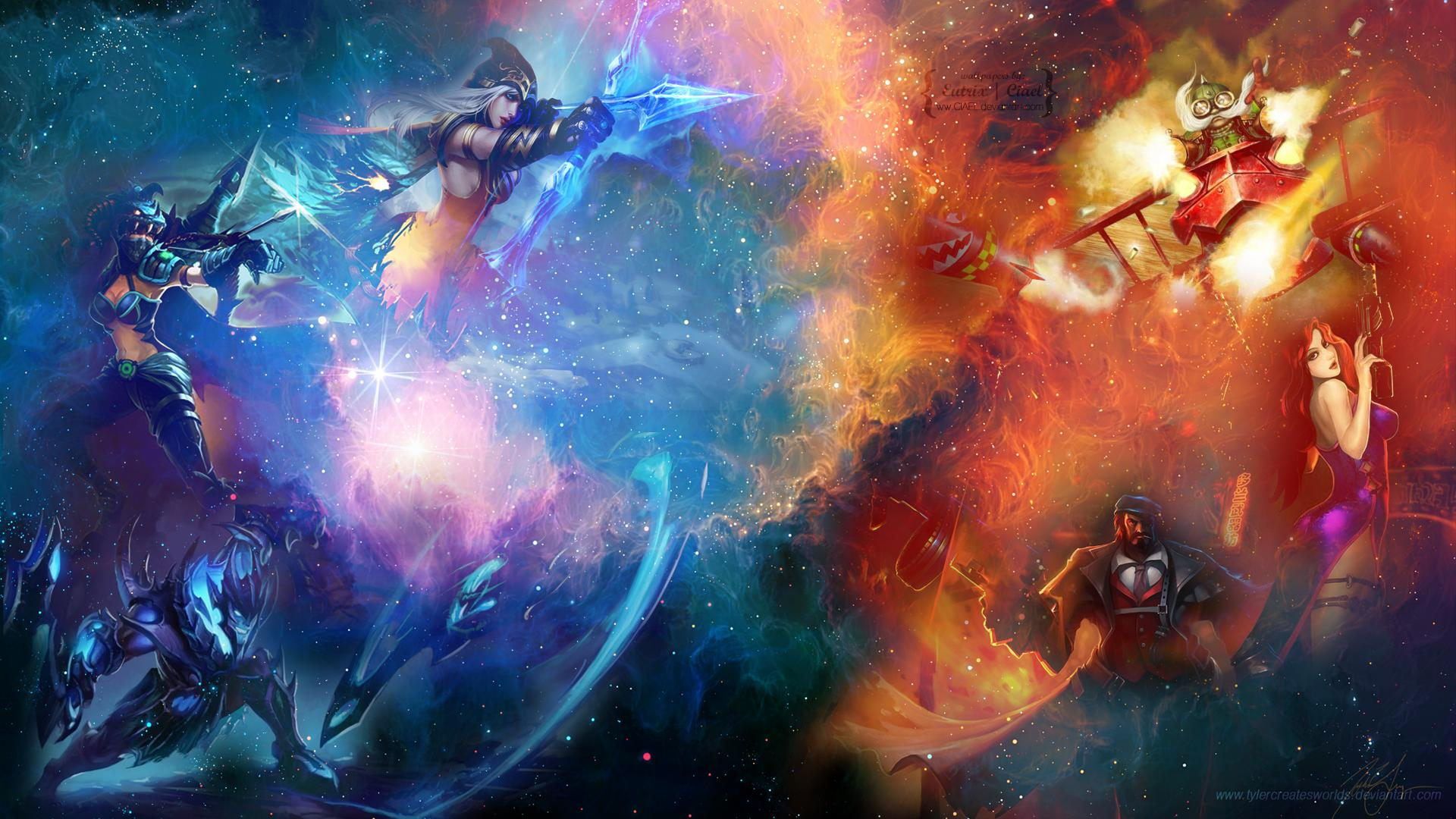 League of Legends Wallpapers (free) | Because I'm Pro